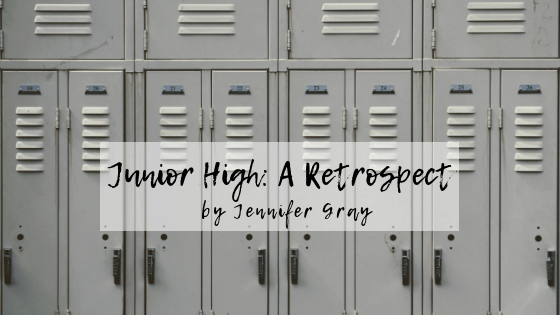 Junior High: A Retrospect title