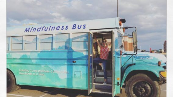 [Mindfulness Bus by Guided by Humanity]