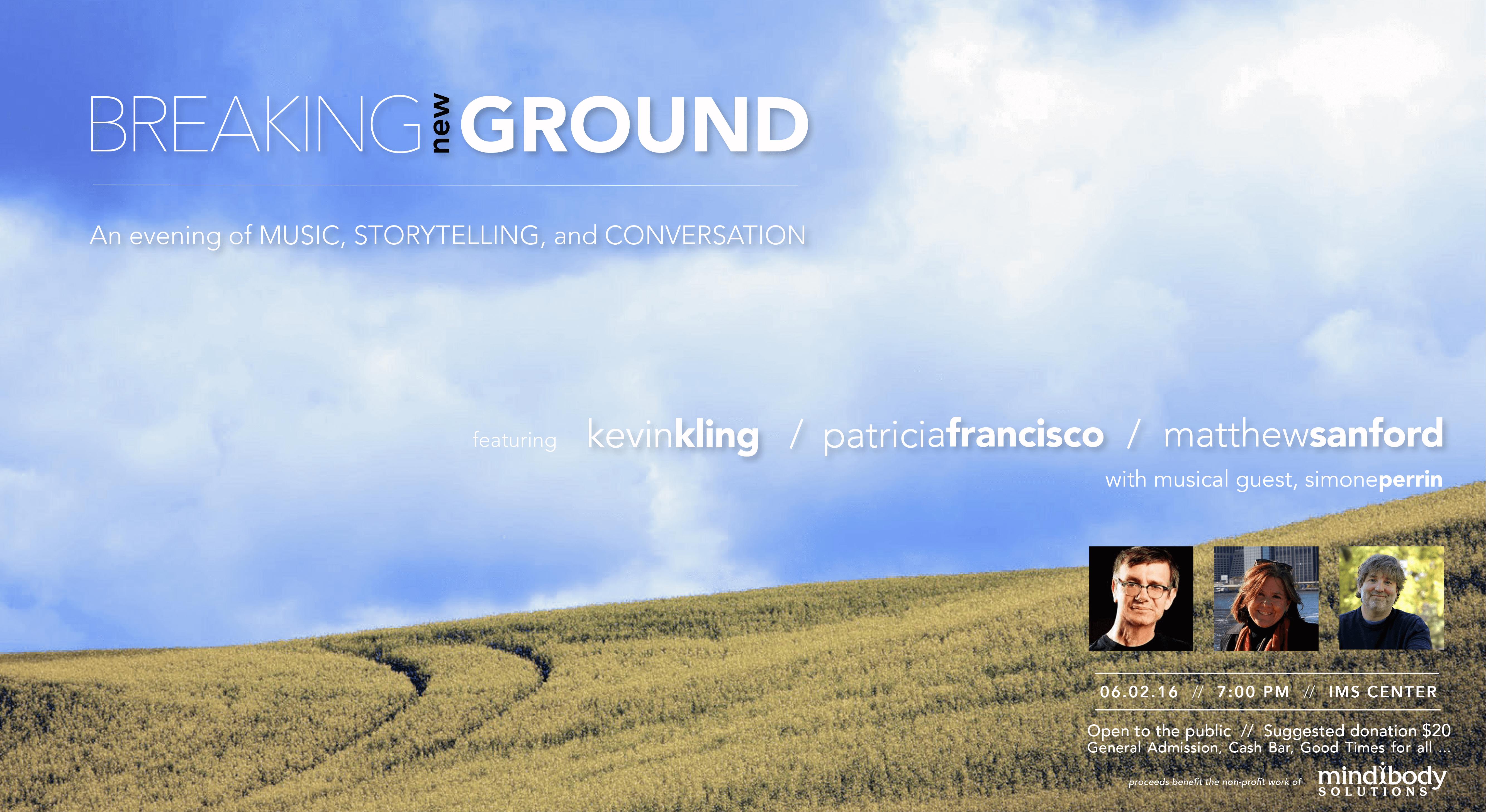 breaking new ground web banner