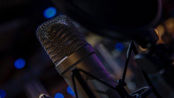 microphone audio recording
